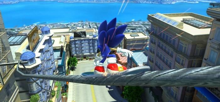 Sonic Generations Sega E3 2011