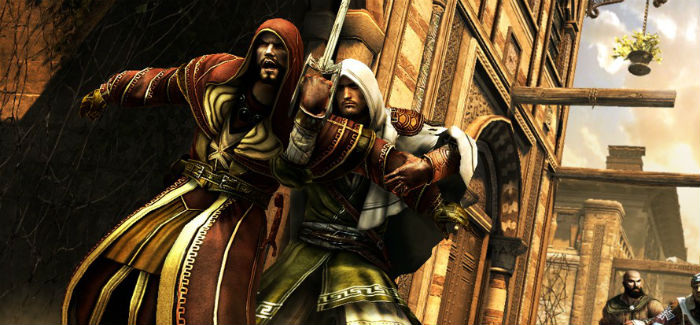 Assassin S Creed Revelations Multiplayer Ability Sets Part 1 Top