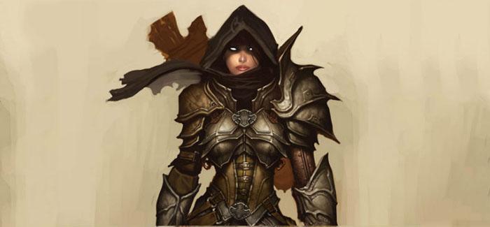 Diablo 3 Demon Hunter Armor