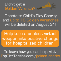 Golden Charity Spray