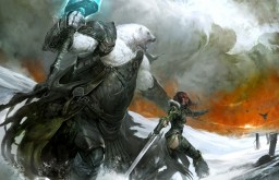 Guild Wars 2 Norn warriors