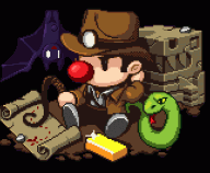 spelunky main character