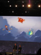 Ubisoft E3 2011 Press Event Rayman Origins