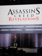 Ubisoft E3 2011 Press Event Assassins Creed Revelations
