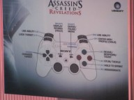 Assassins Creed Revelations controls multiplayer E3 2011 Ubisoft booth