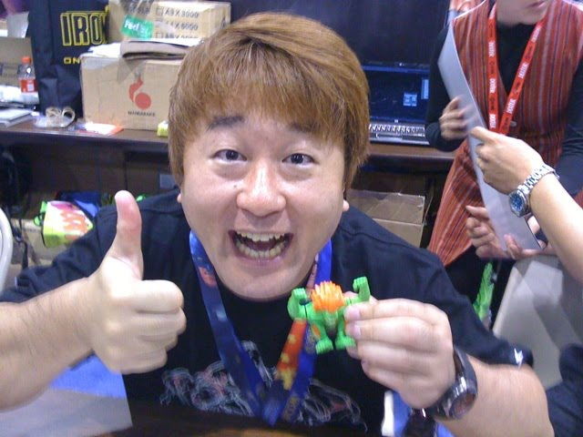 Ono-san, Producer of Street Fighter IV