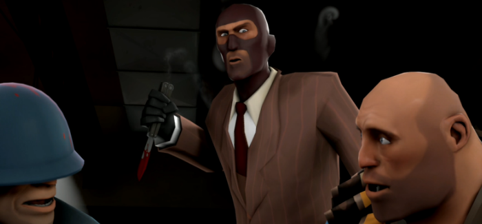 Team Fortress 2 Spy Wingspantt S Guide How To Play Spy Lesson 1