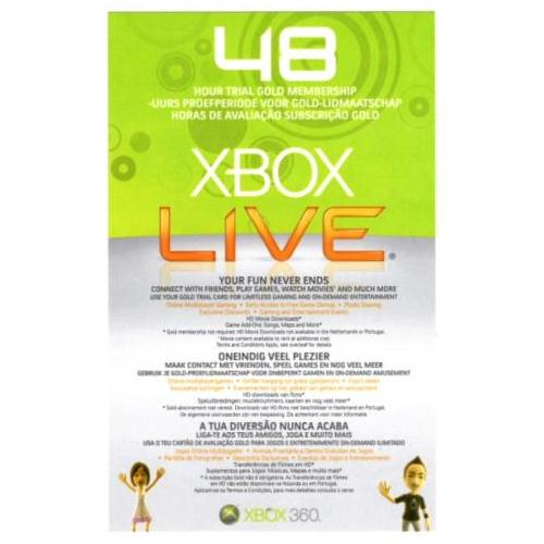 free xbox live trial codes reddit