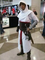 "Not nearly enough people cosplay as Altair. It's probably because of the whole finger amputation ""thing."""