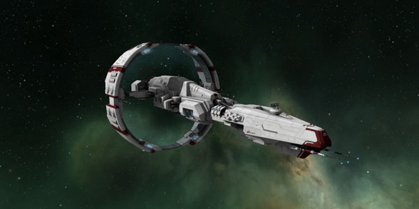 EVE Online exploration stratios
